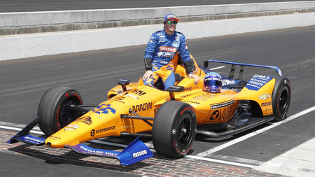 Alonso Indy500 2019 2