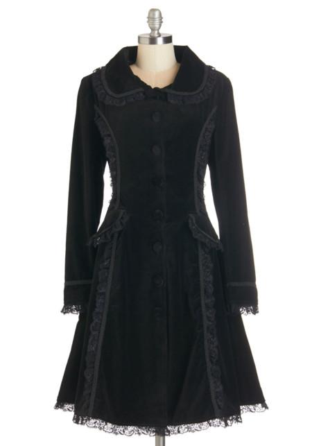 Abrigo Victoriano Mod Cloth