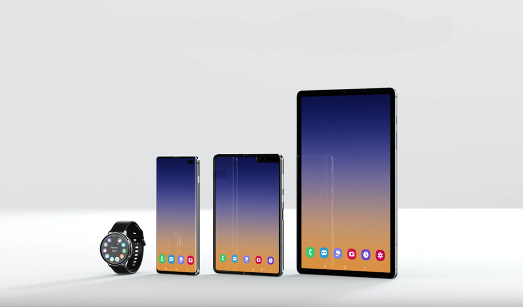 range S10 and Note 10 is ready to receive Android 10 and One IU 2: the interface of Samsung slims and thins your design