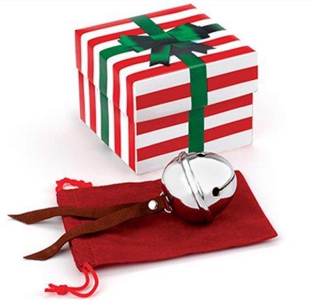 Regala una auténtica campanilla del trineo de Papá Noel