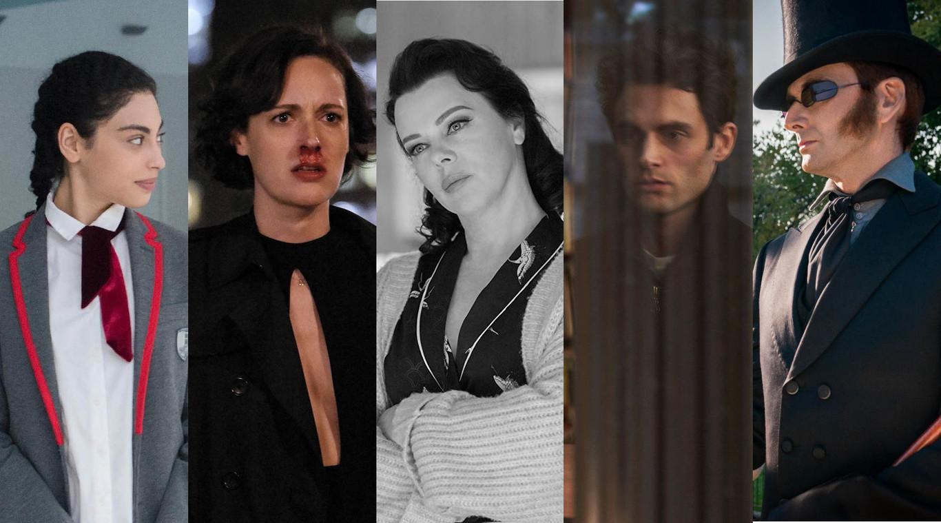 Las 23 mejores series para hacer un maratón en Netflix, HBO, Amazon y Movistar+