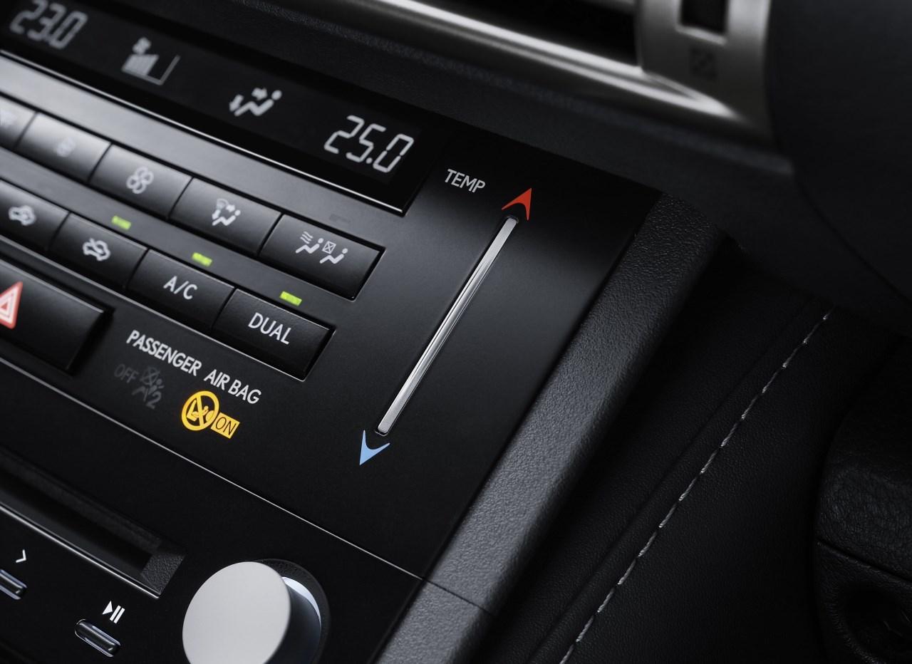 Foto de Lexus IS 300h (7/53)