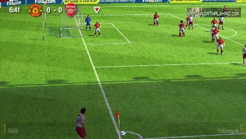 Nuevas - FIFA 09 - PSP