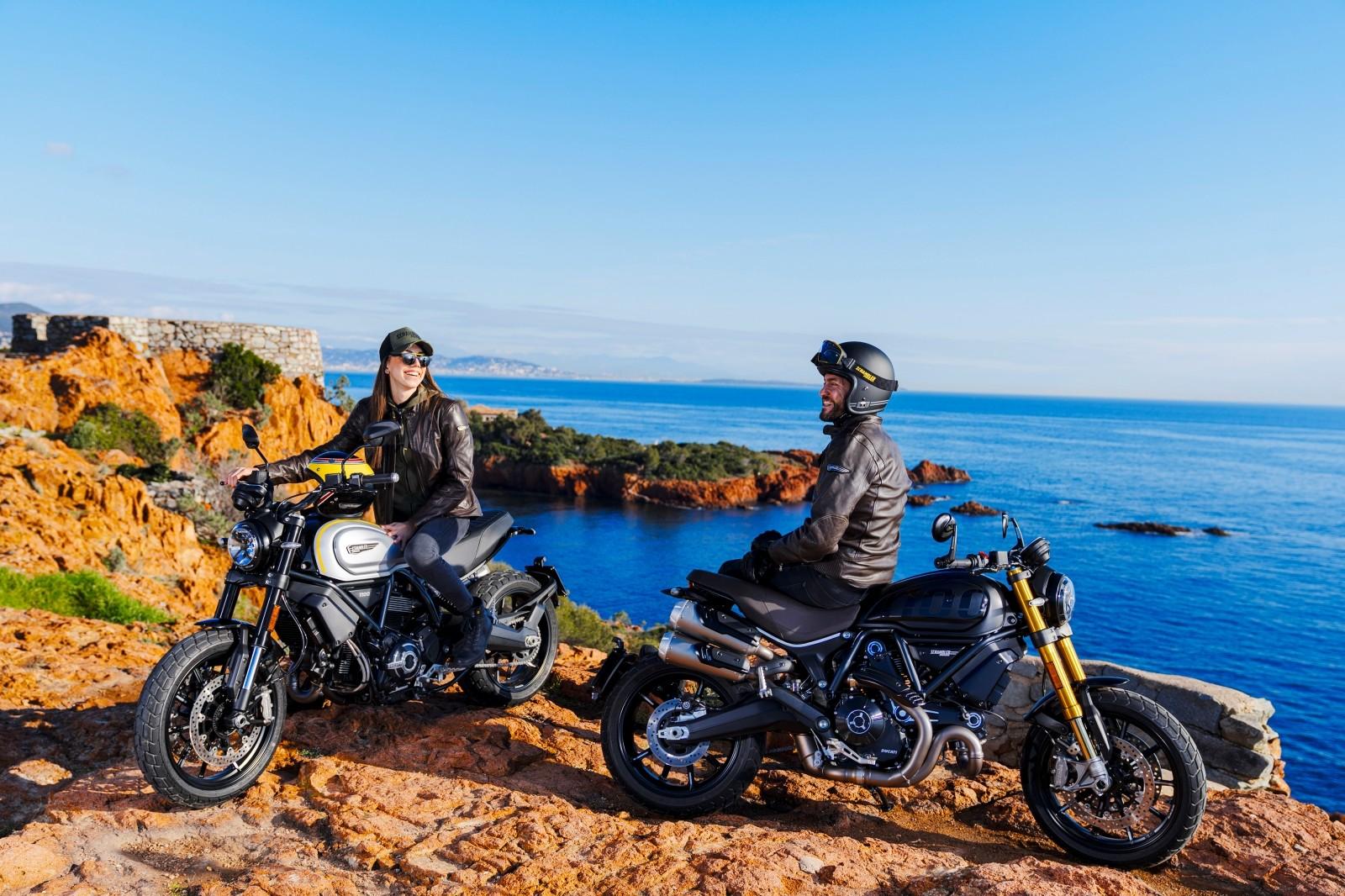 Foto de Ducati Scrambler 1100 Pro y Sport Pro 2020 (3/9)