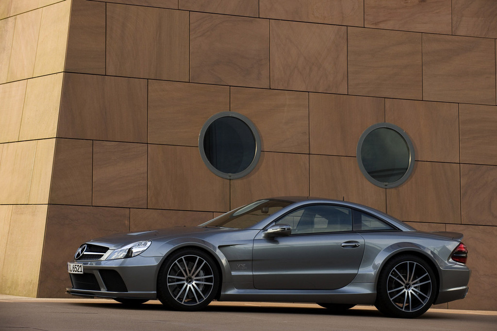 Foto de Mercedes-Benz SL 65 AMG Black Series (13/44)