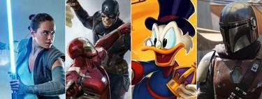Disney+, análisis: más calidad (y fama) que cantidad en una plataforma de streaming que va a por el público familiar