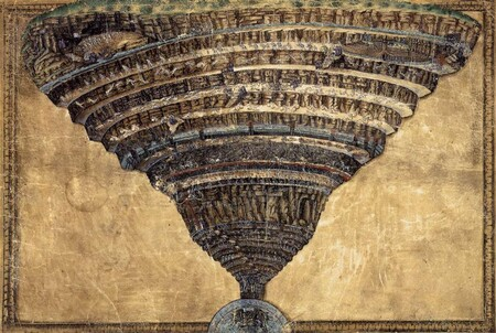 Sandro Botticelli The Abyss Of Hell Wga02853