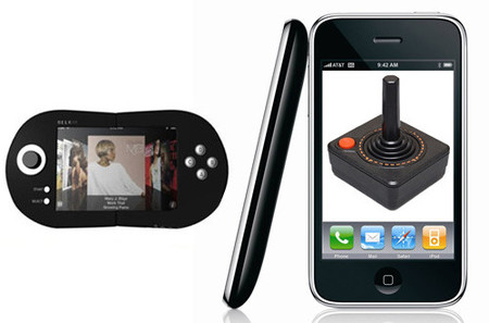 Rumor: Un joystick para iPhone podría estar en desarrollo