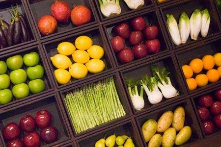 ¿Fruta o verdura para cenar?