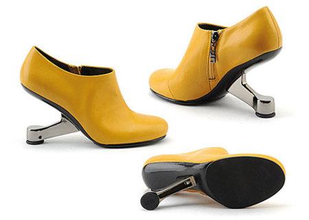 United Nude Eamz, un zapato inspirado en una silla