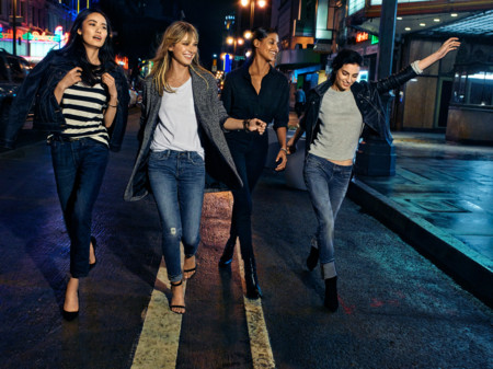 ¡Jeans sin arrugas! es posible gracias a la nueva colección de Levi's