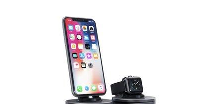 La nueva base de Satechi te permite cargar tanto el iPhone como el Apple Watch al mismo tiempo... por cable