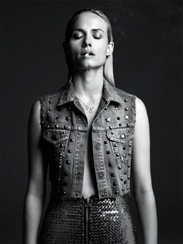 Kate Moss, Lady Gaga, Linda Evangelista y Amber Valletta comparten portada en V III