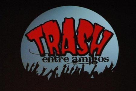 Logo de Trash entre amigos