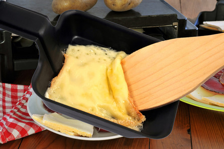 Raclette Fundido