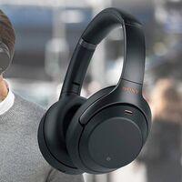 Chollazo. Unos de los mejores auriculares de diadema con cancelación de ruido rozan su precio mínimo en Amazon: Sony WH-1000XM3 por 189 euros