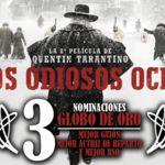 'Los odiosos ocho' de Tarantino: así es la música que ha compuesto Ennio Morricone
