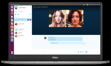 Skype sigue mejorando su alpha para Linux, y añade envío de SMS y mejoras en la identificación