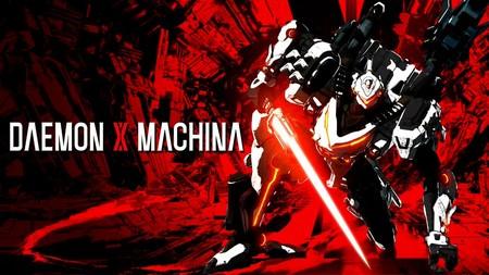 Análisis de Daemon X Machina: un festival de súper robots que derrocha (demasiado) espíritu de manganime