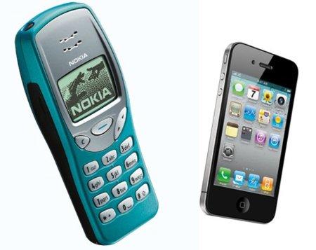"""Nokia: """"el funcionamiento de la antena es prioridad sobre el diseño del teléfono"""""""