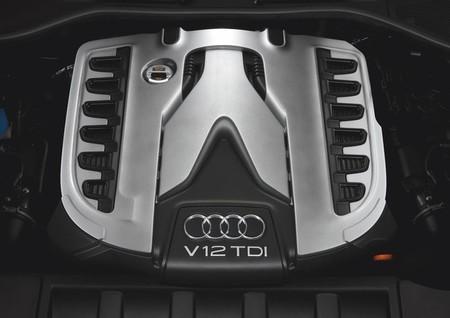Motor Audi 6.0 V12 TDI