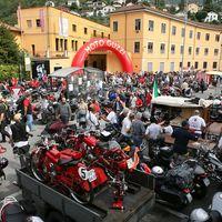 ¡Fiestón! Moto Guzzi te invita a la celebración del 50 aniversario de la V7 en Mandello del Lario