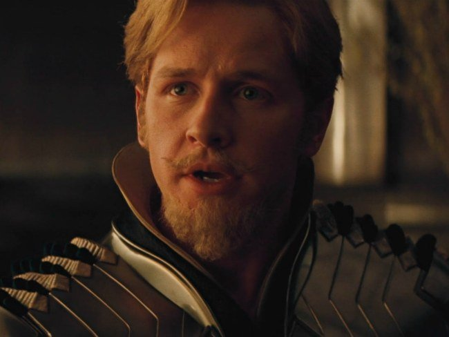 Josh Dallas as Fandral