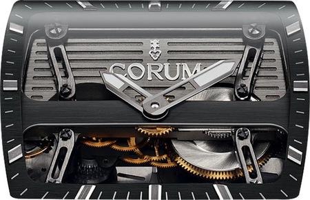 Corum lanza un modelo de lo más esperado: el Ti-Bridge Automatic Dual Winder