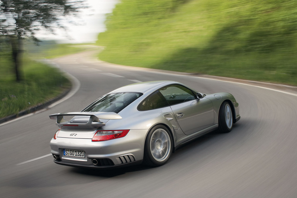 Foto de Porsche 911 (997) GT2 (9/32)