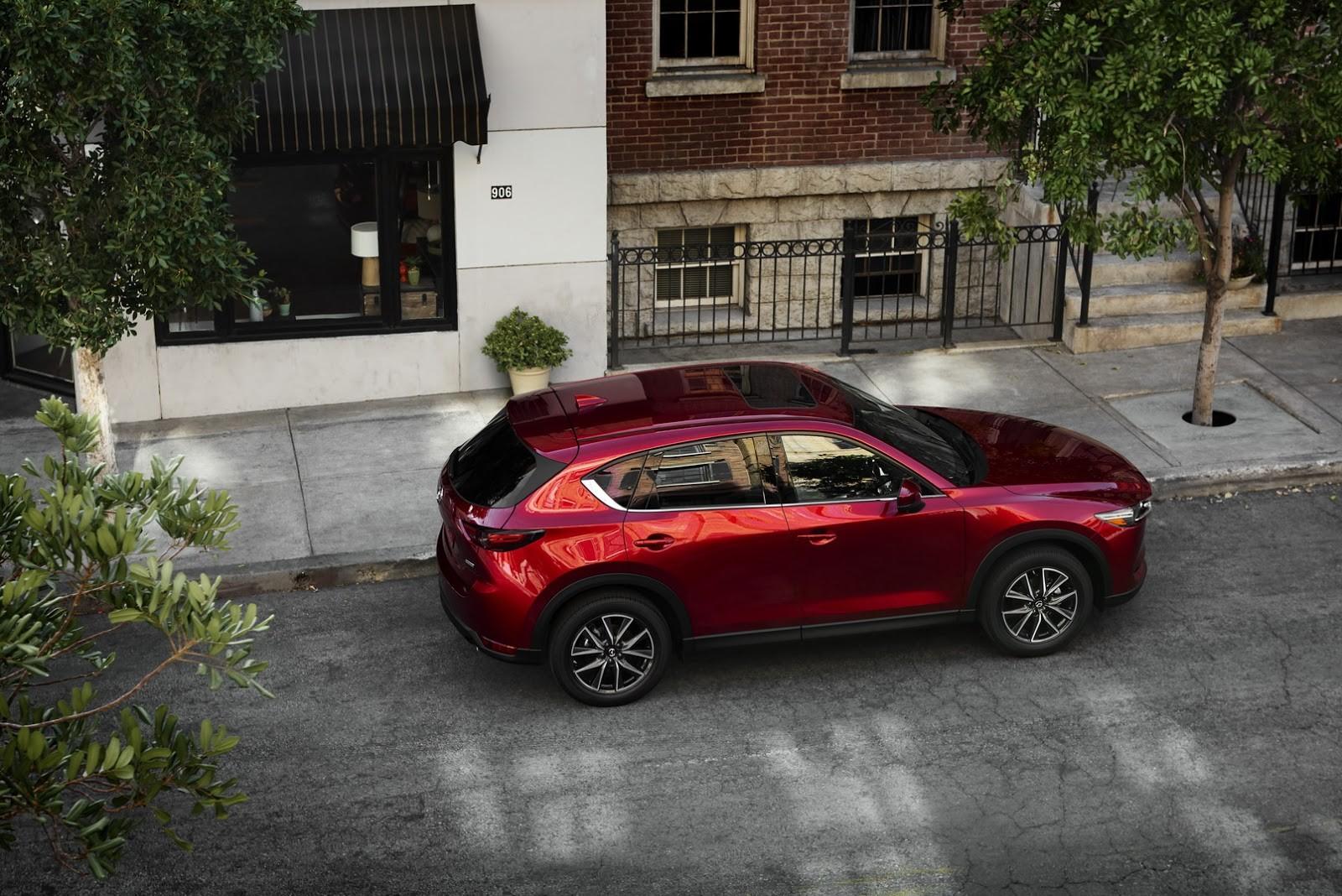 Foto de Mazda CX-5 2018 (14/39)