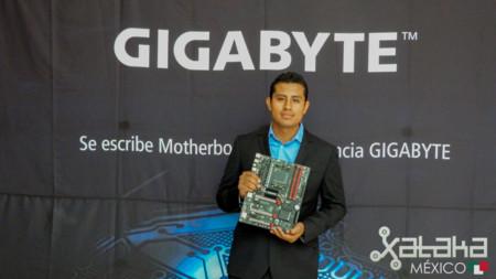 GIGABYTE presenta en México dos motherboards G1 Gaming para  AMD FX