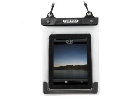 Funda protectora contra el agua para el iPad 1