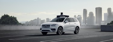 Uber y Volvo ya tienen lista su última creación y se trata de un XC90 autónomo