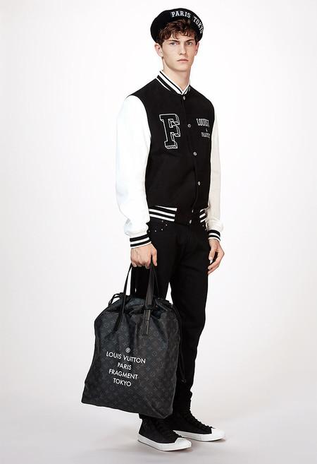 Y después de Supreme, Louis Vuitton llega con una colaboración bajo el brazo, ahora con Fragments