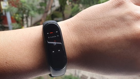 Xiaomi Mi Smartband 4 Impresiones Tres Dias Uso Control Nativo Musica