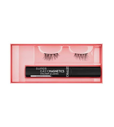 Catrice Pestanas Magneticas Con Eyeliner Super Easy 010 Magical Volume 1 56647