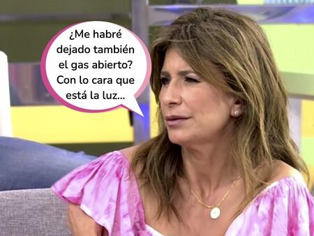 Un micro abierto en 'Sálvame' delata la verdadera opinión de Gema López sobre la docuserie de Rocío Carrasco: el corte en seco de Carlota Corredera