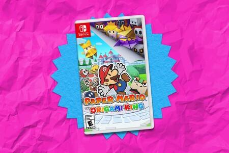 'Paper Mario: The Origami King' ahora de oferta en Amazon México: exclusivo de Nintendo Switch por tan solo 699 pesos y envío gratis
