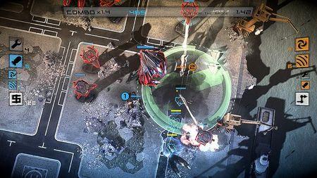 'Anomaly: Warzone Earth' dirige su pelotón hacia PSN (PS3)