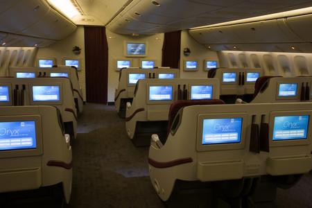 Boeing 777 Qatar