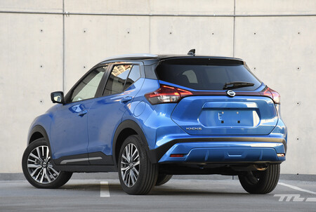 Nissan Kicks 2021 Opiniones Prueba Mexico 12