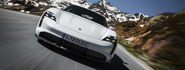 Primer contacto con el Porsche Taycan: más que un rival para Tesla, la esperanza de los coches eléctricos