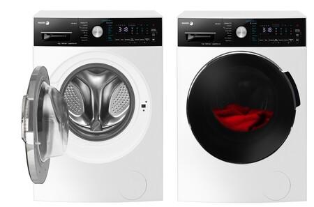 Fagor estrena lavadora inteligente: la 4FE-8814 desinfecta tu ropa con luz ultravioleta y vapor, y dosifica el detergente ella sola