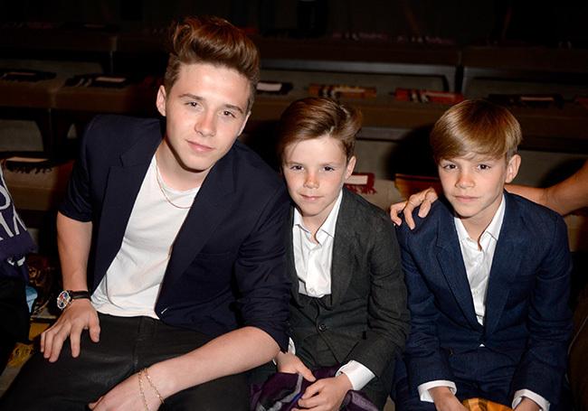 Foto de Los Beckham al completo, Chiara Ferragni, Cara Delevingne... en la fiesta del año de Burberry (4/33)