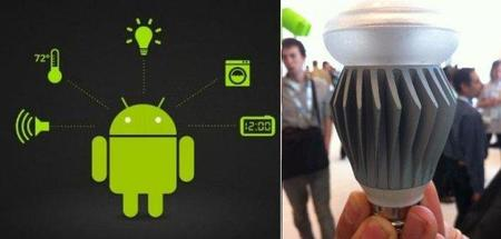 android home de google