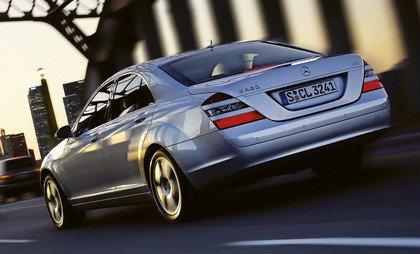 Nuevo motor 4.0 V8 CDI para la Clase S de Mercedes