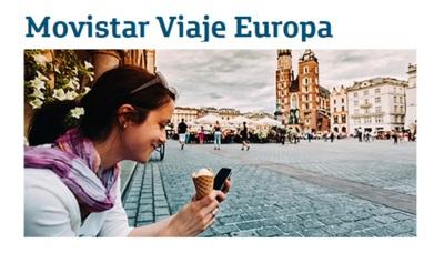 Movistar mejora sus bonos de datos en roaming de cara a la Semana Santa