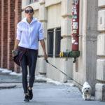 Olivia Palermo derrocha tanto estilo que hasta su outfit de gym es digno de admirar
