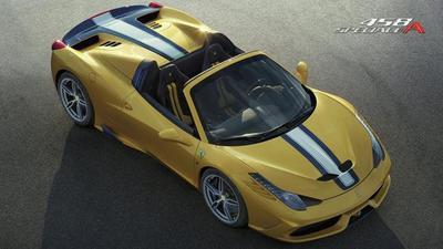 Ferrari 458 Speciale A, míralo en vídeo
