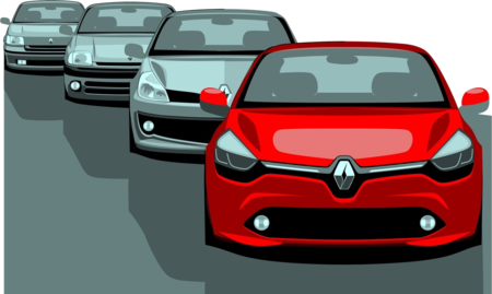 Renault Clio Historia